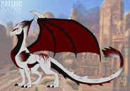 Pl zayin petaltail by dragonoficeandfire-d9jaa1z