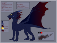 Pure light nightshade reference sheet by criexthedragon-d8l8ejd