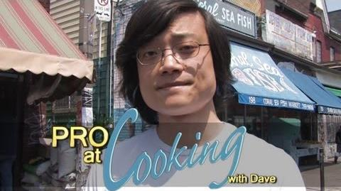 Pro at Cooking - pilot episode