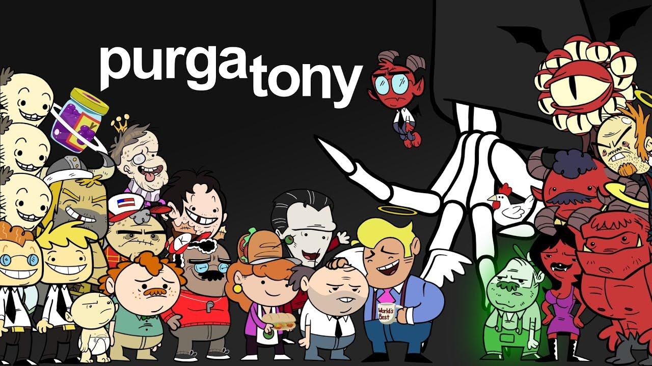 Purgatony (series) | Purgatony Wiki | Fandom