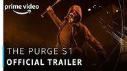 The Purge - Season 1 Gabriel Chavarria Official Trailer Prime Original Amazon Prime Video