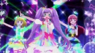 (HD) PriPara プリパラ - EPISODE 12 - LAALA & MIREILLE & SOPHIE - 「Pretty Prism Paradise!!!」