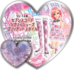 Seventh Coord Lovely Shoes Brilliant