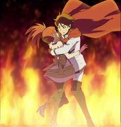 Shou confess love to aira