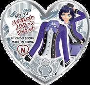Violet Nocturne Jacket