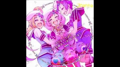 Pretty Rhythm Rainbow Live - Happy Rain! - DOSHABURI HAPPY - FULL SONG!