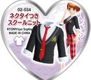 Tie School Knit
