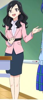Ms. Umeda