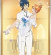 Rizumu hibiki get married
