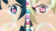 Love mix shining heart eyes