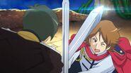 Yunsu fight shou