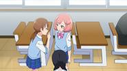 Naru and her classmates