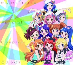 Pretty Rhythm CD BOX