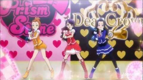 (HD) Pretty Rhythm Dear My Future - COSMOs - 「Cheer! Yeah!×2」 (episode 31)