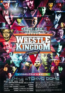 Wrestle Kingdom V