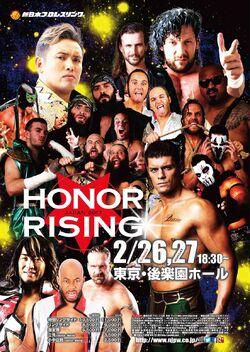 Honor Rising Japan 2017