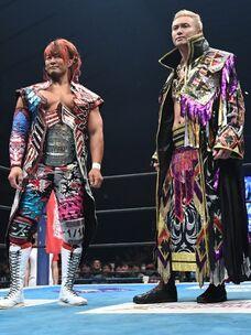 Okada&Tanahashi