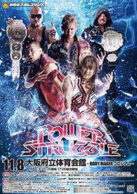 Power Struggle (2014)