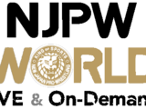 New Japan Pro Wrestling World