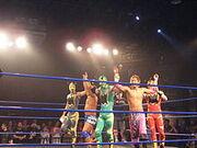 Team Osaka Pro and The Colony
