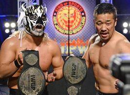 Wrestle Kingdom 13 | Puroresu System Wiki | FANDOM powered