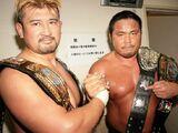 IWGP Provisional Tag Team Championship