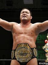 Manabu Nakanishi IWGP