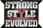 Strong Style Evolved Logo