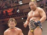 Wrestle-1 Tag League