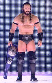 WWE CWC Neville