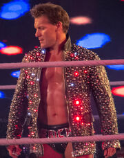 Chris Jericho Wrestlemania 28