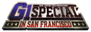 G1 Special in San Francisco Logo
