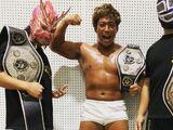 Open The Triangle Gate Championship