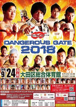 Dangerous Gate18poster