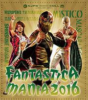 Fantastica Mania 2016