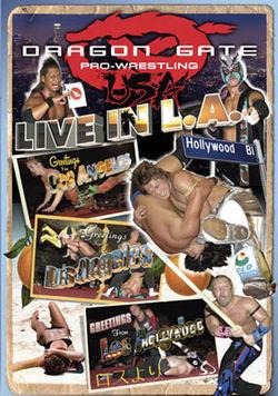 LA DVD Cover