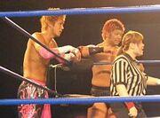 Atsushi Kotoge and Tadasuke