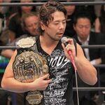 Shinsuke Nakamura IWGP