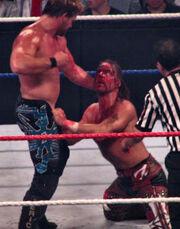 Jericho y Michaels GAB