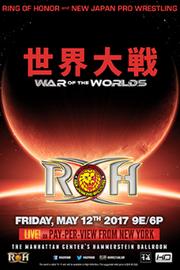 ROH-NJPW War of the Worlds (2017)