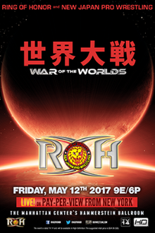 ROH-NJPW War of the Worlds (2017)