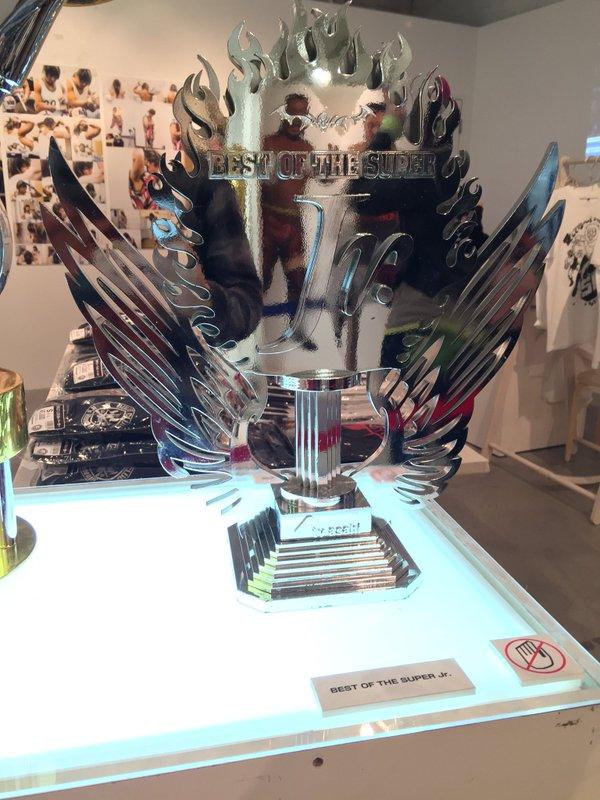 Image result for Best of the Super Juniors Trophy