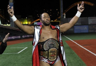 Jay Lethal Undisputed ROH World and TV Champion