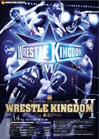 Wrestle Kingdom VI