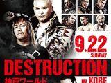 Destruction (2019)