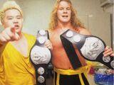 International Junior Heavyweight Tag Team Championship