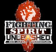 Fightinh spirit unleashed logo