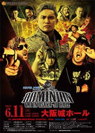 Dominion 6.11 in Osaka-jo Hall