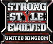 Strong Style Evolved UK Logo