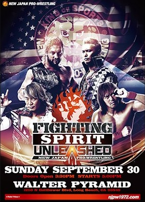 Post image of NJPW: Fighting Spirit Unleashed